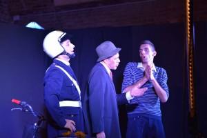 Cabaret nel Fossato