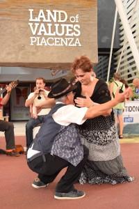 Statale 45 a Piazzetta Piacenza