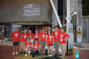 I volontari delle Pro Loco valtidonesi