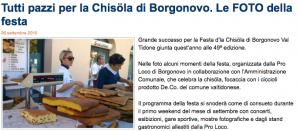 Chisöla PiacenzaSera