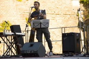 Francesco Zucchi a Borgonovo Val Tidone