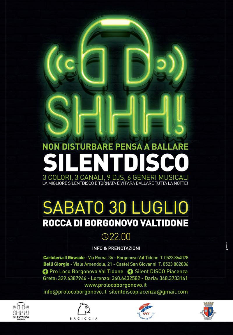 Silent Disco Borgonovo