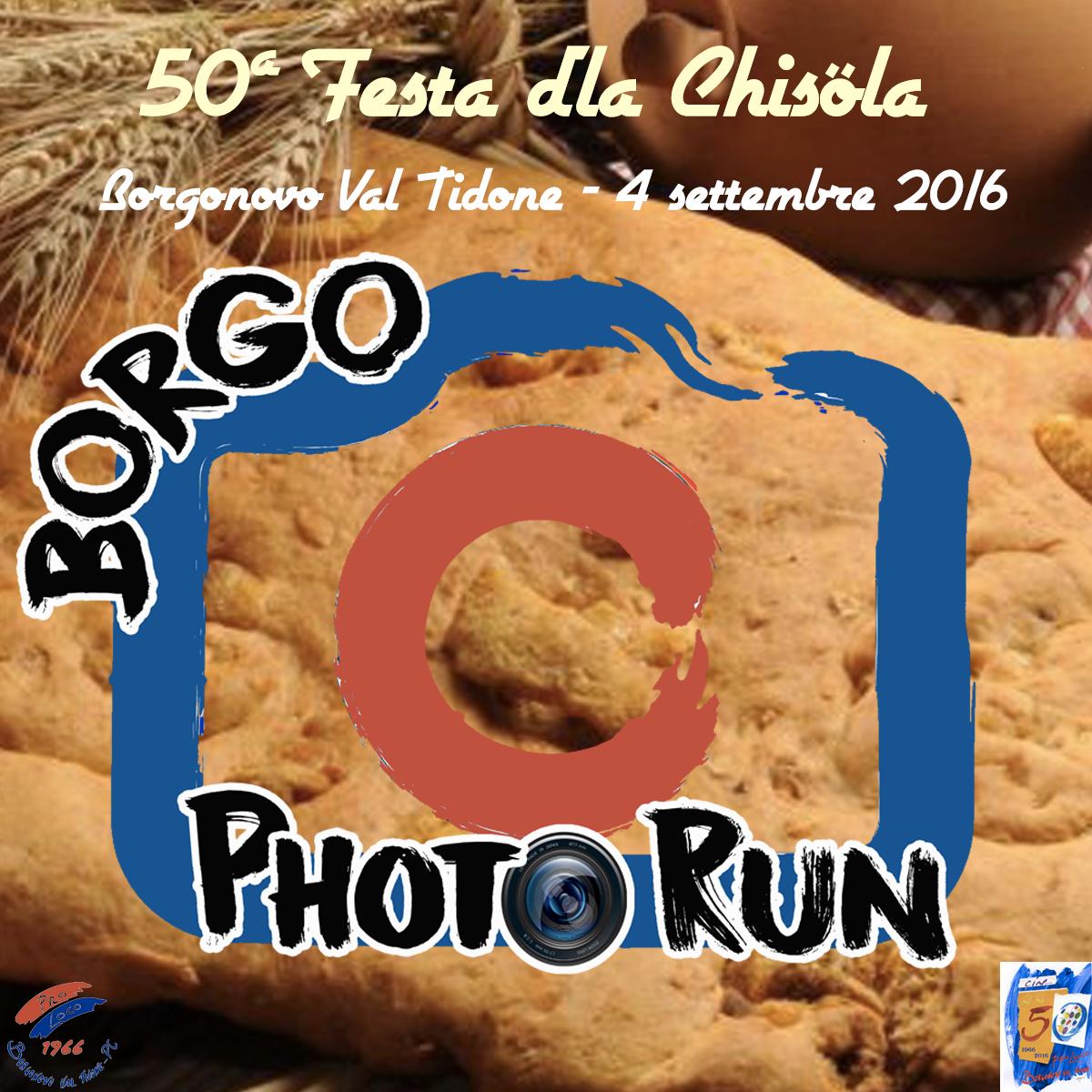 Borgo Photo Run