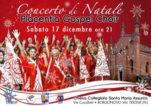Placentia Gospel Choir Borgonovo