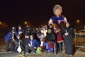 Gruppo mascherato Borgonovo