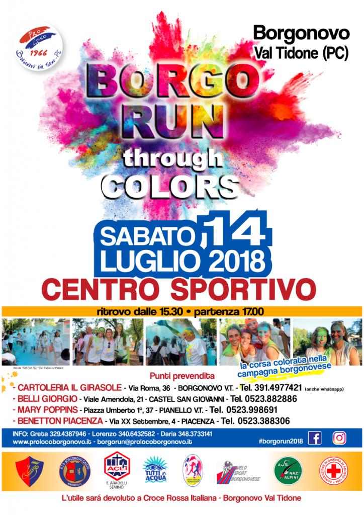 Borgo Run 2018
