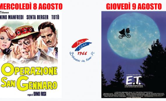 Cinema di una volta a Borgonovo Val Tidone