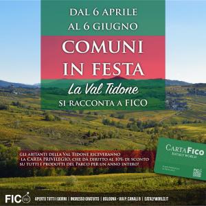 Val Tidone FICO Bologna