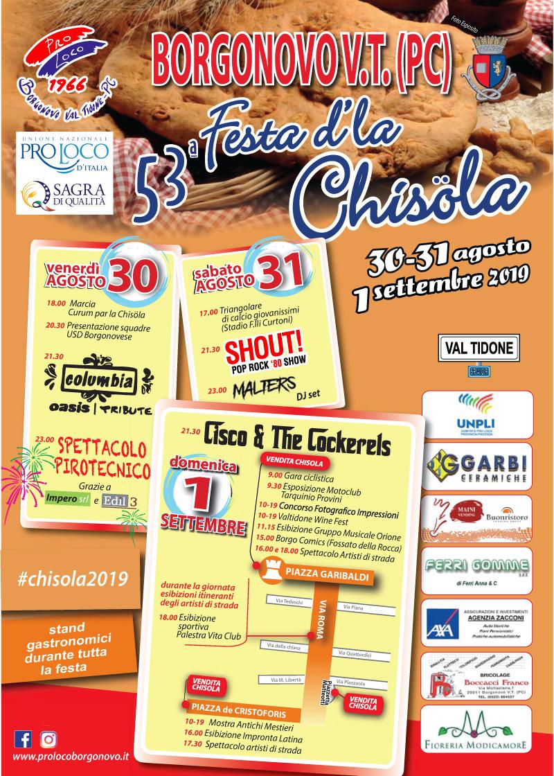 Festa d'la Chisöla