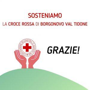 Raccolta Fondi Croce Rossa Borgonovo